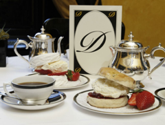 Devonshire's Cream Tea and How to Eat a Scone Properly